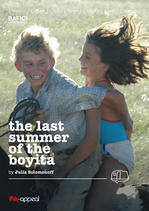 Thumbnail for The Last Summer of the Boyita