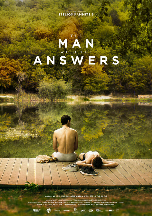 Thumbnail for THE MAN WITH THE ANSWERS