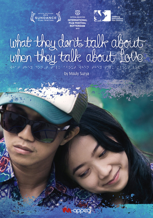 Thumbnail for WHAT THEY DON'T TALK ABOUT WHEN THEY TALK ABOUT LOVE