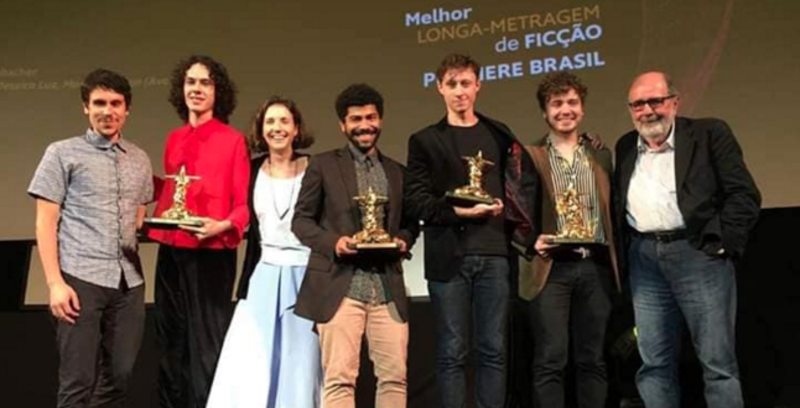 Thumbnail for Four awards at the Rio de Janeiro IFF 2018